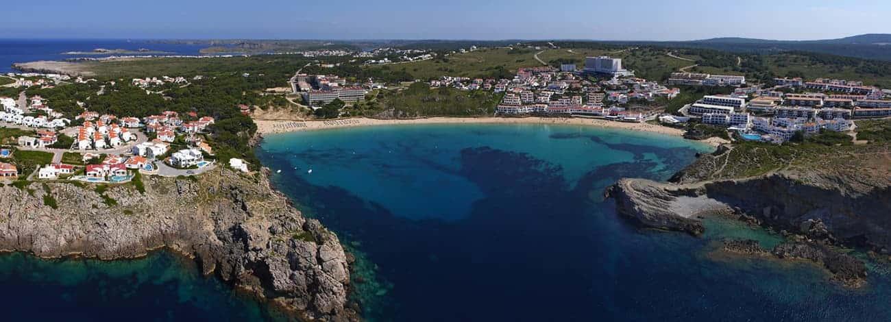 Arenal d´en Castell Menorca slider