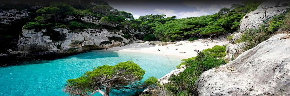 Cala Son Xoriguer Menorca