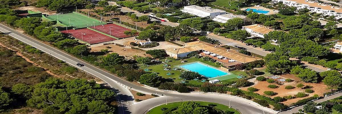 Club de Tenis Coves Noves Menorca