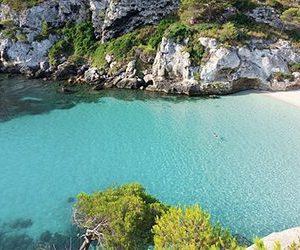 Entorno Coves Noves Menorca