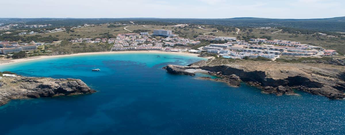 Arenal d'en Castell Menorca