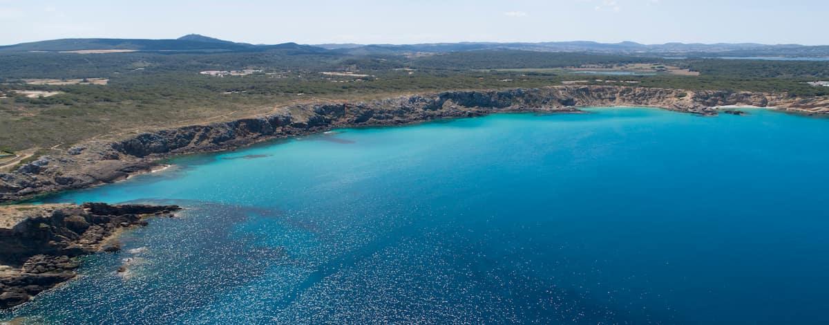 Costa Esmeralda Menorca