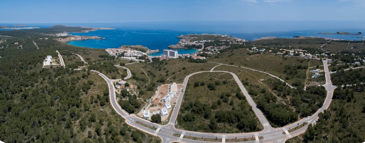 Coves Noves Menorca Terrenos